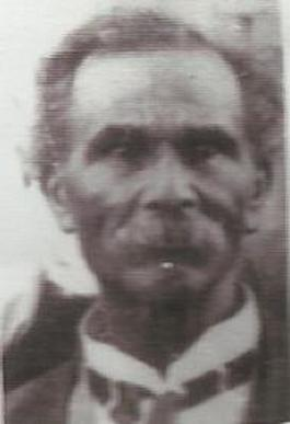 Nelson Holder Ritchie, part Cherokee, part Negro