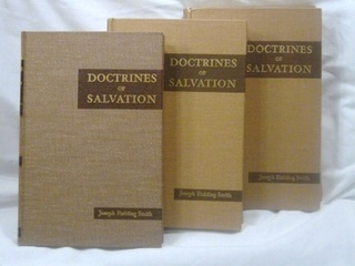 Three volumes of